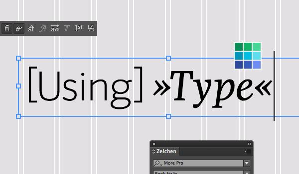 Using Type