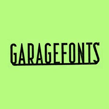 GarageFonts