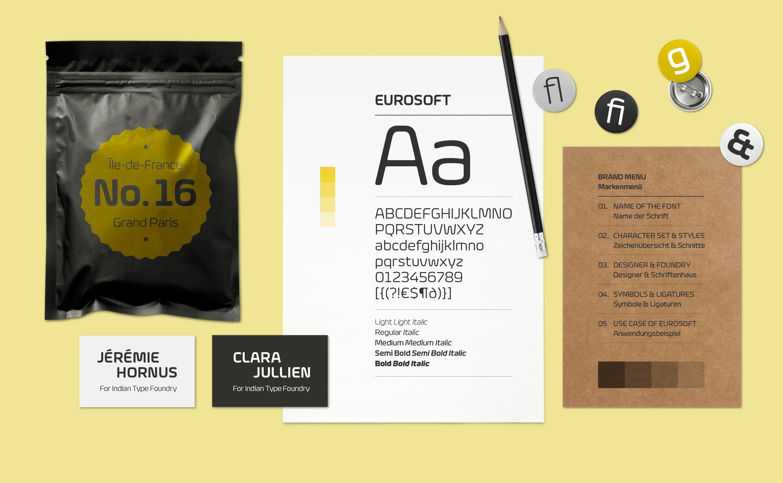 Fictitious use case for Eurosoft (Alexandra Schwarzwald)