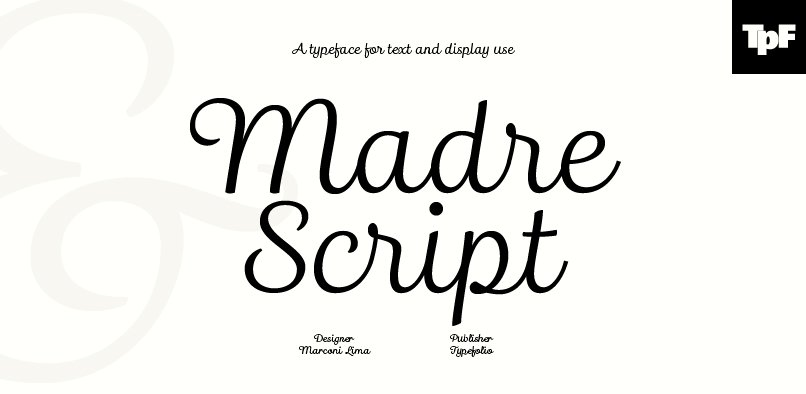 Showing by Marconi Lima for Madre Script