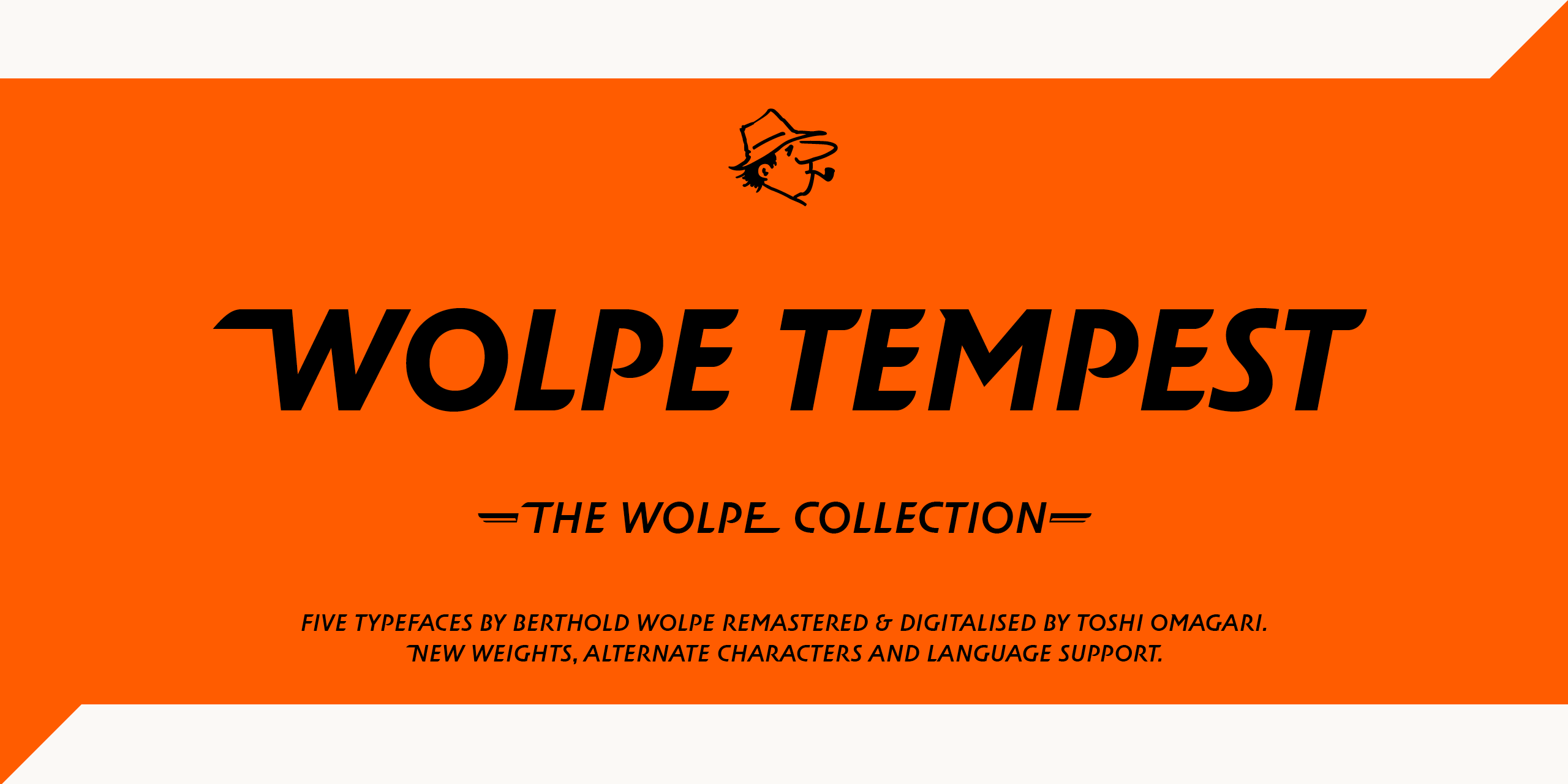 The Wolpe Collection – Wolpe Tempest