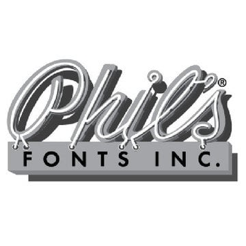 Phil's Fonts