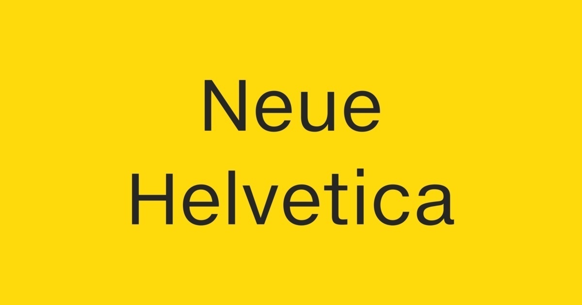 helvetica neue font family ttf free download