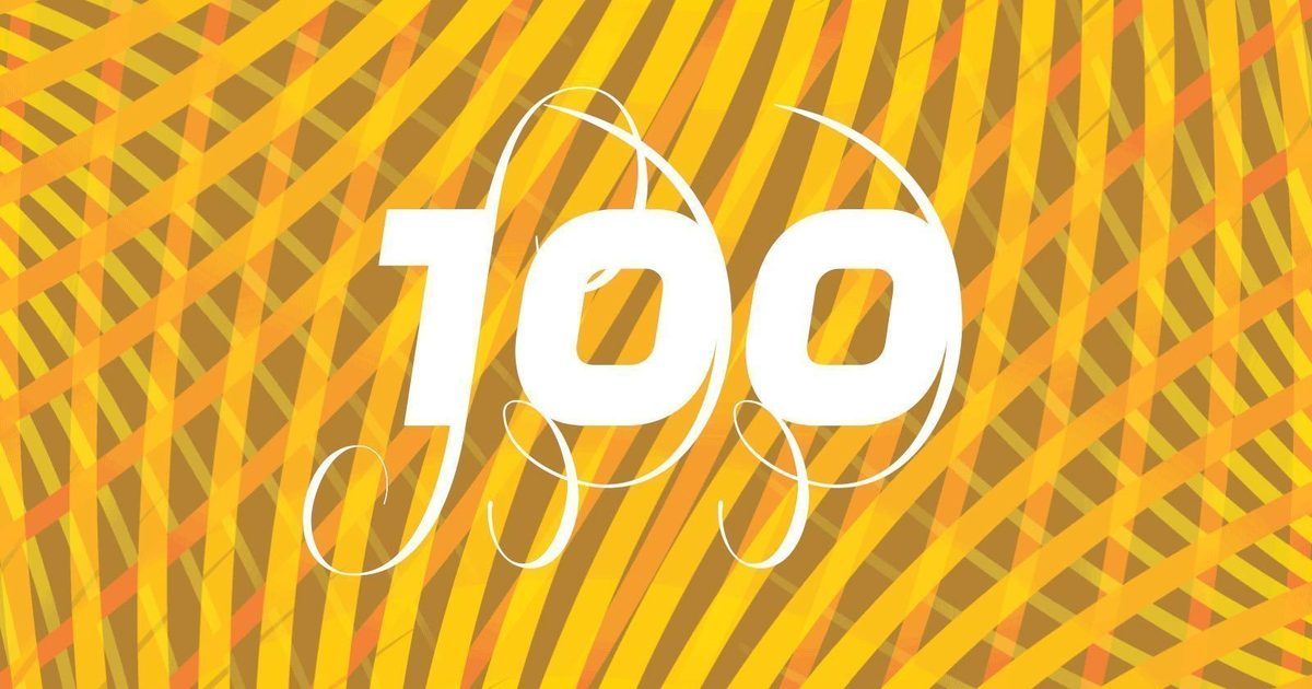 100 Best Typefaces of All Time