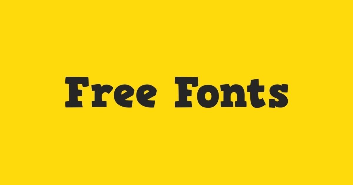 Free Fonts | FontShop